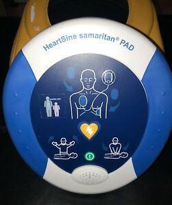 Heartsine Samaritan Sam 300p Aed Battery Pad pak Exp 05 2018