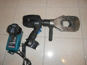 Cembre B tc055 Hydraulic Cable And Wire Cutter Burndy Greenlee Huskie Cutter