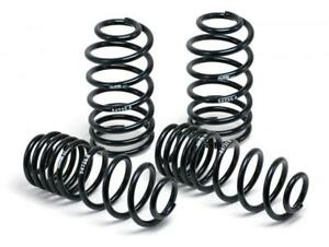 H r Sport Lowering Coil Springs For 04 10 Bmw X3 E83 1 6 F 1 5 R Drop