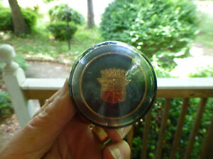 1950 1951 1952 1953 Cadillac Steering Wheel Horn Button I Think