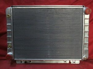 Ford Thunderbird T bird Radiator Aluminum 1961 1962 1963 1964 1965 1966