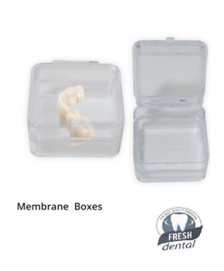 Dental Jewelry Membrane Box Boxes Packaging Crown And Bridge Different Sizes
