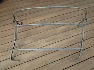 Scissors Type Folding Convertible Top Frame Assembly 1962 1970 Mgb Roadster