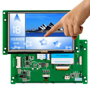 5 Inch Touch Module Stone Lcd Module Touch Screen Monitor