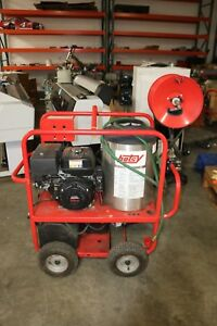 Hotsy 1075sse Gas Engine Hot Water Pressure Washer
