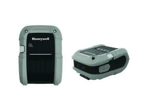 Honeywell Rp4 4 Rugged Mobile Direct Thermal Receipt Printer Usb nfc bt wlan