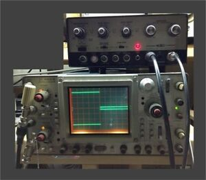 Pulse Generator Systron Donner Datapulse 101 tested