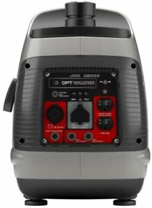 Briggs And Stratton P2200 1700 running watt Inverter Portable Generator Outdoor