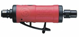Chicago Pneumatic Air Die Grinder Includes 1 4 And 6mm Collets Cp9105q b