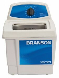 Branson Ultrasonic Cleaner Includes Cover Cpx 952 116r