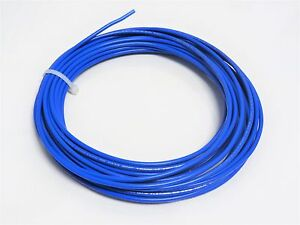 18 Gauge Primary Wire Blue 500 Ft Awg Stranded Copper Power Ground Mtw