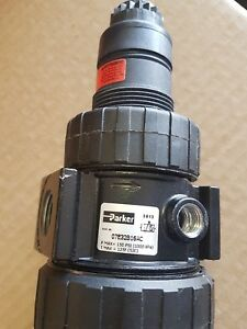 Parker One unit Combo Compressed Air Filter regulator Standard 07e Series