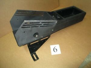 98 11 Ford Crown Victoria Police Center Console 6 Crown Vic Pro Copper Holder