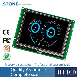 Digital Power Supply 5 6 Graphic Color Tft Lcd Module For Medical Equipment