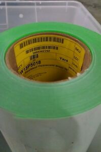 50 Yards Fluorescent Green 15in Easyweed Siser Vinyl