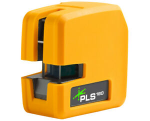 Pls 180 G Pacific Laser Tool Green Continuous Line Laser 60596n