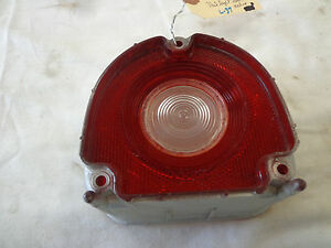 1968 Chevy Impala 5959827 Taillight Lens Guide 15 Sae rb 68