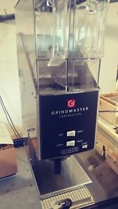 Grindmaster cecilware 250rh 2 Food Service Coffee Grinder Dual Portions