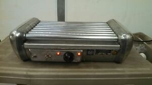 Jj Connolly Hot Dog Sauage Roller Grill Table Top Concession Vending