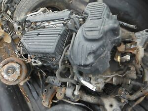 2001 05 Honda Civic 1 7 D17a1 Engine Will Ship