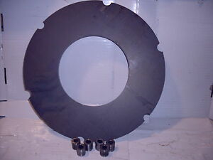 1500 1550 1600 1650 1655 1750 Oliver Tractor Clutch Puller Floater Plate