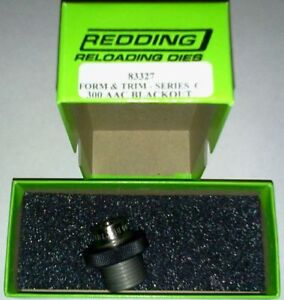 83327 REDDING 300 AAC BLACKOUT FORM & TRIM DIE - BRAND NEW - FREE SHIP