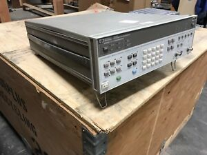 Hp 3325b Synthesizer function Generator
