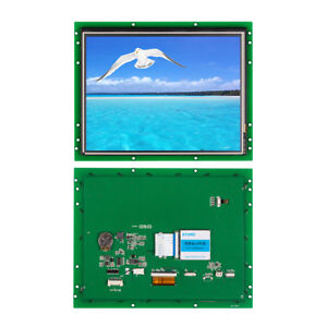 10 4 Inch Hmi Tft Display Module With Rs232 Interface For Spectrograph