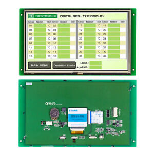 Stone 10 1 Touch Panel Tft Lcd Module With Resolution For Vending Machine