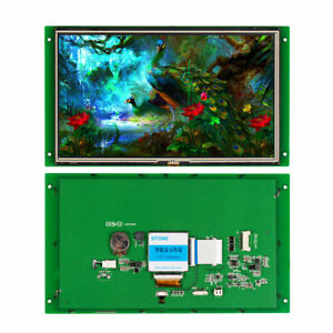 5 6 Inch Graphic Tft Lcd Module With Resistive Touch Control Panel