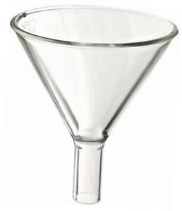 Pyrex Glass Powder Funnel 100mm