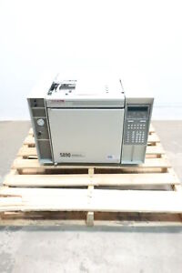Hewlett Packard Hp 5890a Series Ii Gas Chromatograph 120v ac