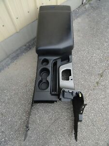 Toyota Tundra Extended Or Regular Cab Center Console 11 12 13 Cup Holder Storage