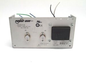 Power One Hcc15 3 a Power Supply