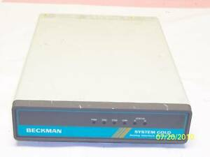 Beckman System Gold Analog Interface Module 406 Parts