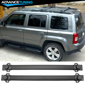 Fits 07 15 Jeep Patriot Oe Style Roof Rack Cross Bar Crossbar Luggage Carrier