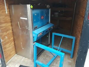 Nuaire Nu 425 300 Lab Biological Safety Cabinetw stand Used Working When Removed