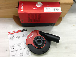 Hilti Dc ex 125 5 C Compact Extraction Hood Part 284978