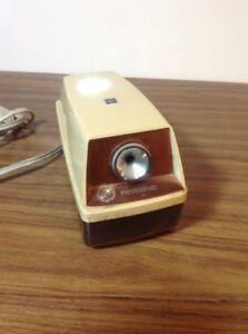 Vintage Panasonic Electric Pencil Sharpener Kp 8a Made In Japan Point o matic