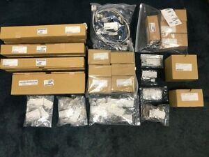 Large Lot Of Canon C6870 Copier Parts All Brand New In Original Packaging