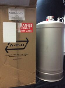 Alloy Products Stainless Pressure Tank C526 0867 00 316l