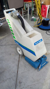 Commercial Carpet Extractor cleaner Castex Power Eagle 700 Walk Behind