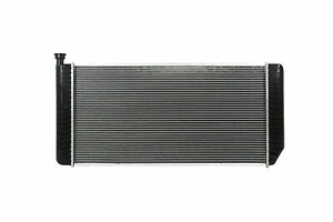 Radiator For fit 2551 99 00 Escalade ext 98 99 Suburban With External Oil Cooler