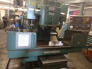Matsuura Cnc Mc 760v dc Twin Spindle Milling Machine Will Part Out