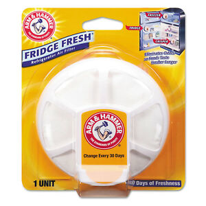 Arm Hammer Fridge Fresh Baking Soda Unscented 8 carton