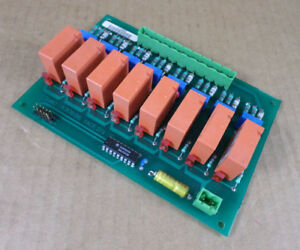 Etamic 430696 Face 2 3 8 channel Relay Board