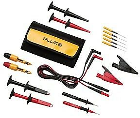 Fluke Suregrip Deluxe Automotive Test Lead Kit Tlk282
