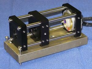 Deluxe Scanning Fabry perot Interferometer Kit For Red Lasers Assembled Tested