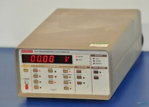 Keithley 6512 Programmable Electrometer Nist Calibrated With Warranty
