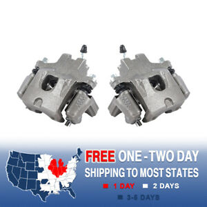 Rear Quality Oe Brake Calipers Pair Kit Toyota Avalon Camry Usa Solara
